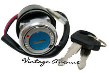 [19] HONDA CL70 SL100 SL125 XL100 CB100 CL100 CB125S IGNITION SWITCH *2WIRES*