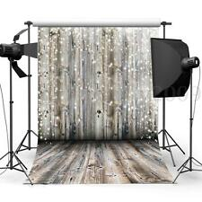 3x5ft Photography Backdrop Dreamy Wooden Wall Floor Background Studio Prop New
