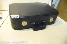 1044. Alter Leder Koffer Reisekoffer