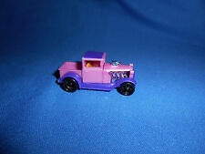 PICK-UP HOT ROD Pink Lizzy FORD Model A T TRUCK Plastic Toy Car Kinder Surprise