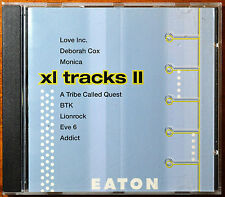 XL Track II by Eaton Store [ Canada - Promo Only - 1998 - BMG Music ] - MINT