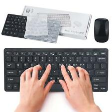 2016 2.4G Multimedia Wireless Mouse and Keyboard Set for Desktop Laptop PC A3