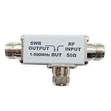 1-500MHz SWR Reflection VSWR bridge bridge RF Directional Bridge