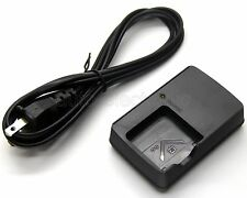 Battery Charger For Sony Cyber-shot DSC-TX55 DSC-TX66 DSC-W310 DSC-W320 DSC-W330