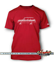 Range Rover Classic 1970 Men T-Shirt - Multiple Colors and Sizes