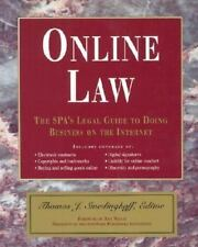Online Law: The SPA's Legal Guide to Doing Business on the Internet, Thomas J. S