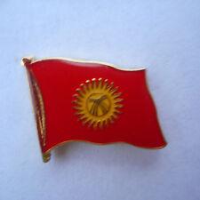 Pin Kirgisistan ,Kirgisische Republik Flaggenpin,Flagge
