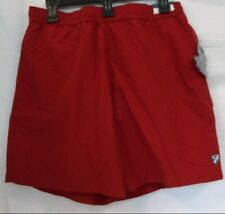 Cremieux Size L Large Bright Red New Mens Swimming Trunks Magic Print Shorts