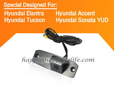 Back Up Reverse Camera for Hyundai Elantra Accent Veracruz ix55 Tucson Sonata