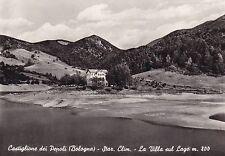 1758) CASTIGLIONE DEI PEPPOLI BOLOGNA STAZ. CLIM. LA VILLA SUL LAGO.