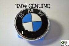 "BMW E10 E21 E23 Emblem BMW ""Roundel""  For Trunk Lid GENUINE New 51 14 1 872 328"