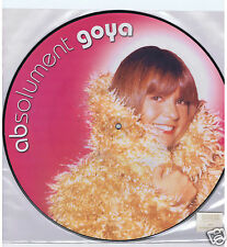 LP NEUF PICTURE DISC ABSOLUMENT GOYA