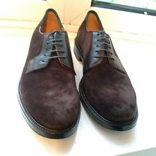 Paul Smith Men's Brown Suede Leather Shoes Geffrey Pepe.Brand New , Size 9.5