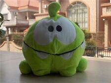 "HOT 8"" CUT THE ROPE HUNGRY FACE PLUSH OM NOM SOFT TOY GIFTS HOT 21CM NEW"