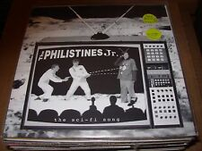 "PHILISTINES JR sci fi song ( rock ) - 7"" / 45 - picture sleeve - uk -"