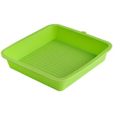 Square Shape Silicone Bakeware Pan Cake Mold Toast Bread Pie Pastry Tool Mould
