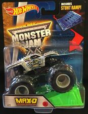 Hot Wheels Monster Jam Max-D Monster Truck New 2016 Mattel