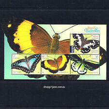 2016 - Australia - Beautiful Butterflies mini-sheet - MNH