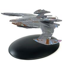 Eaglemoss Diecast Star Trek Jem'Hadar Battle Cruiser #13 w/ Magazine