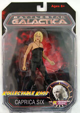 "Battlestar Galactica - 7"" Series 1 Caprica Six NEW IN BOX"