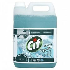 CIF Oxy-Gel Ocean (All-Purpose Cleaner) 2 x 5L - UKB955
