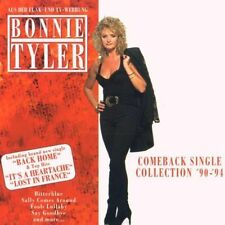 Bonnie Tyler Comeback single collection '90-'94 [CD]