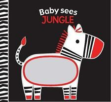 Baby Sees Cloth Bks.: Jungle by Rettore (2016, Paperback)
