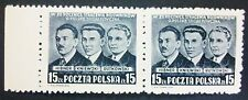 POLAND-STAMPS MNH Fi528 Sc485 Mi563 - Fighter of socialism, 1950, clean
