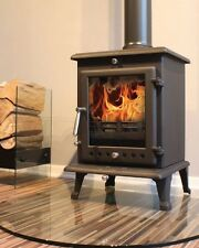 Ekol Crystal 8 KW Multi-fuel Stove Defra Approved