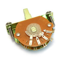 SW-L3 Open Frame 3-Way Lever Switch For Telecaster® & Similar Guitar