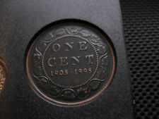 1998 Canadian Proof Penny One Cent - 1 cent - 90th Ann 1908-1998 Antique *RARE*