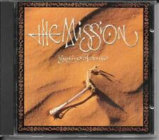 CD ALBUM 12 TITRES--THE MISSION--GRAINS OF SAND--