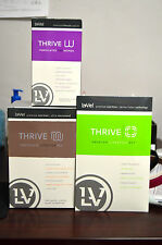 Le-Vel Thrive Women 30-Day Pack - Vitamins, DFT Patches and Chocolate Shakes