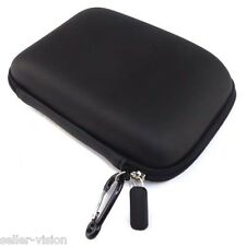 "Hard Carry Case Cover 6"" In Car Sat Nav Holder For GPS TomTom Start Garmin"