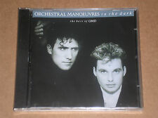 ORCHESTRAL MANOEUVRES  IN THE DARK (OMD) - THE BEST OF - CD SIGILLATO (SEALED)