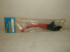 Black w/ Red PVC Coating Clutch Lever for a Lot of 1990's Model Polaris ATVs