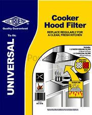 FABER Cappa Universale Estrattore Grasso & Odore Carbonio Carbone Filtri Nuovo