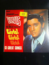 ELVIS PRESLEY:GIRLS! GIRLS! GIRLS! 1962 Film Soundtrack Album-2014 RCA CD - NEW