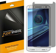 2X Supershieldz Privacy Screen Protector Saver For Motorola Droid Turbo 2