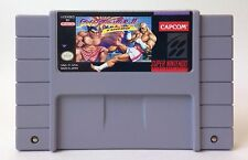 Super Nintendo SNES Street Fighter II Turbo Street Fighter 2 Turbo Game Cart
