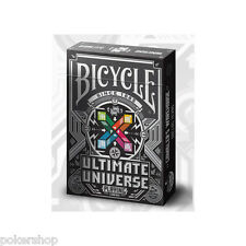 Carte Bicycle Ultimate Universe Colored by Gambler's Warehouse