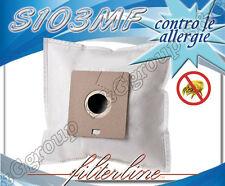 S103MF 5 sacchetti filtro microfibra x Samsung Serie FC-RC-VS 6700