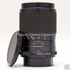 MC Minolta Celtic 135mm f/3.5 - GREAT OPTICS TELEPHOTO HEAVEN FILM OR DIGITAL EX