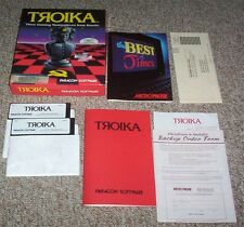 PC DOS / Win 3.0: Troika  - Paragon Software 1991