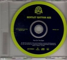 (AM689) Bentley Rhythm Ace, Run On The Spot - DJ CD