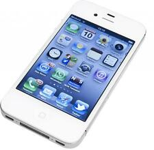 Nuevo Desbloqueado Apple Iphone 4s - 64 Gb-Blanco Ios 9 Smartphone + Regalos Gratis