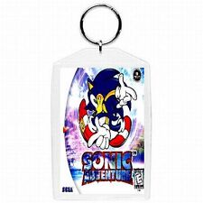 SEGA Dreamcast  SONIC ADVENTURE Game   Keychain New Accessory
