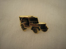 MILITARY HAT PIN - JEEP