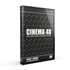 Introduction to Cinema 4D (Scientific Visualization) DVD or Download