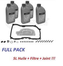 KIT VIDANGE HUILE DE BOITE AUTOMATIQUE VW NEW BEETLE Décapotable (1Y7) 2.5 150ch